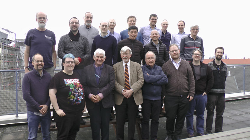 From ETEN Workshop to Copenhagen Alliance for Open Biblical Language Resources
