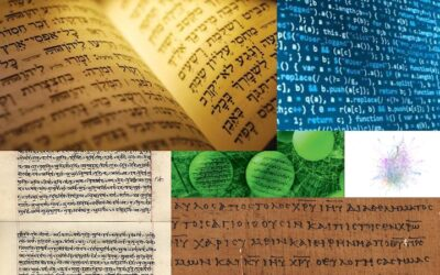Digital Approaches to the Old Testament and Other Sacred Texts — Preliminary schedule of Research Meetings Spring 2021